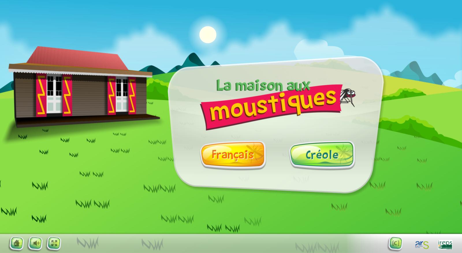 La maison aux moustiques