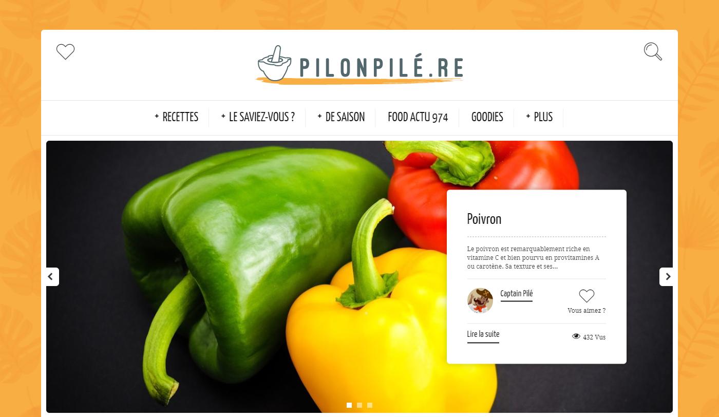 Pilon Pilé
